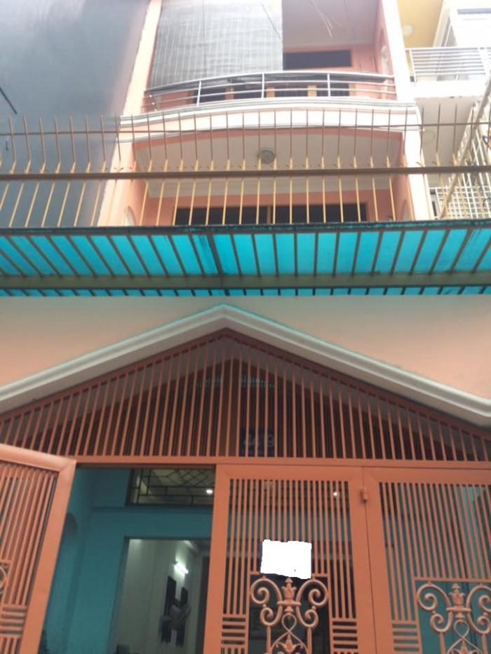 Bán nhà HXH 7m, DT 80m x 4 Tấm, Tân Bình