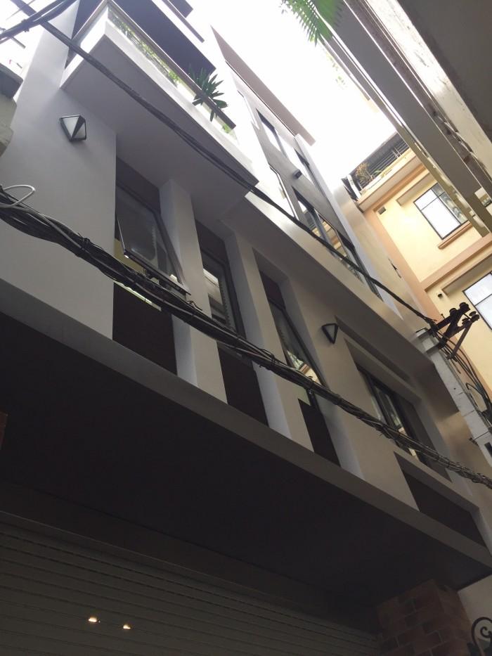 Bán nhà mặt phố Bạch Mai Hai Bà Trưng 90m2x7T có hố chờ thang máy cho thuê 50tr/th