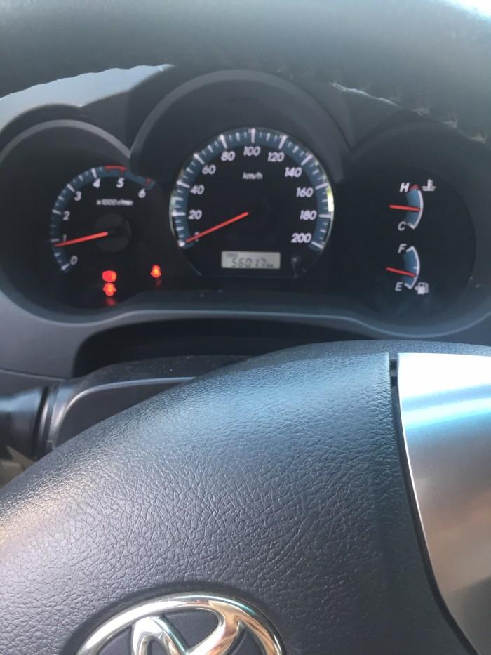 Fortuner 2015, máy dầu số sàn, màu bạc, xe đẹp, bảo hành hãng