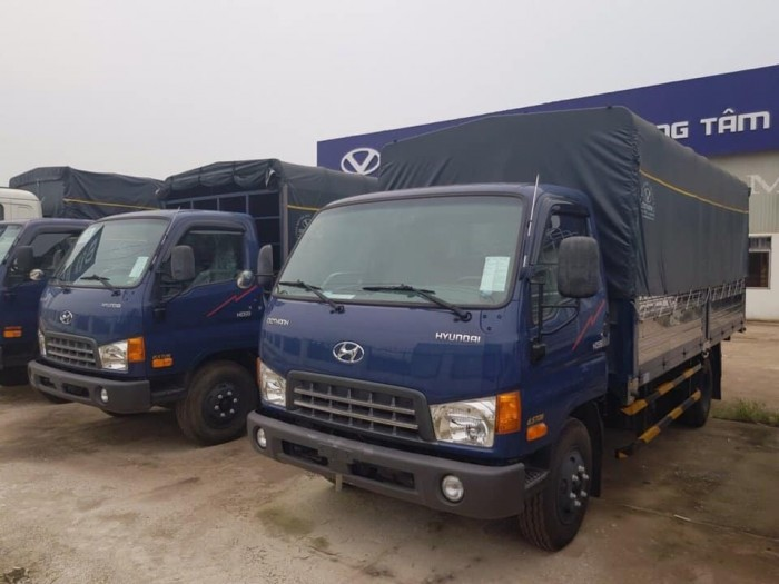 Xe tải HD99 thùng bạt