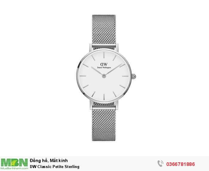 DW Classic Petite Sterling0
