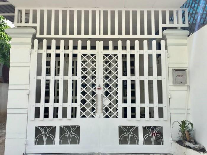 Nhà hẻm xe hơi, Phan Văn Trị, P11, Bình Thạnh, 75m2