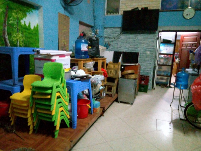 Sang nhượng quán cà phê DT 45 m2 mặt tiền 4 m gần chợ Mỗ Lao Q.Hà Đông Hà Nội