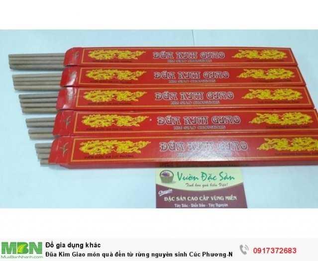 Đũa Kim Giao món quà đến từ rừng nguyên sinh Cúc Phương-Ninh Bình2