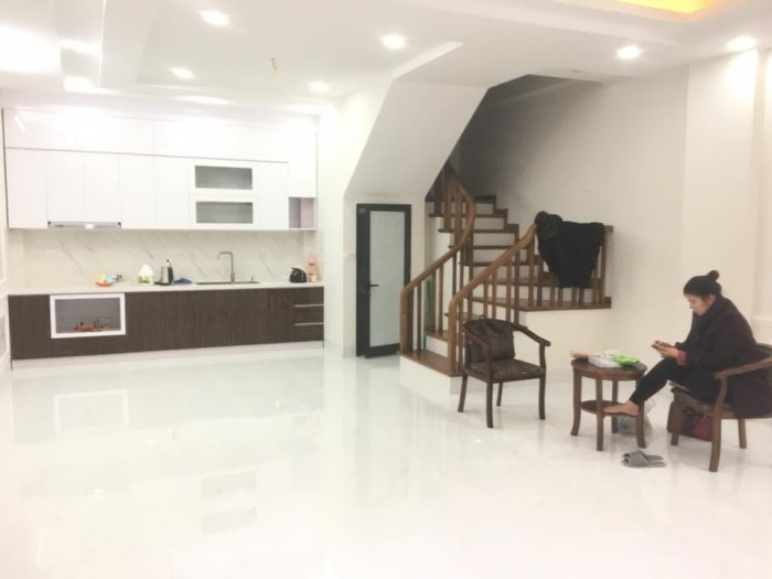 Nhà Phân Lô Mới Nguyễn Thị Định, Cầu Giấy, Gara, Kinh Doanh. DT 50m2 x 5T, MT 6m.