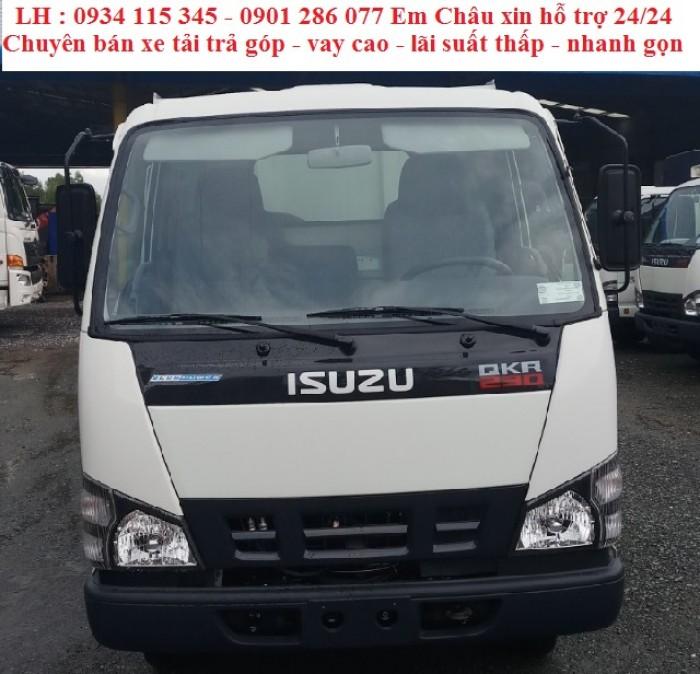 Chuyên bán xe trả góp | xe ben Isuzu 2.2 tấn -2.2T-2T2-2 tấn 2 | giá tốt nhất | trả góp thủ tục đơn giản 2