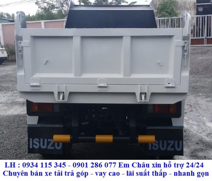 Chuyên bán xe trả góp   xe ben Isuzu 2.2 tấn -2.2T-2T2-2 tấn 2   giá tốt nhất   trả góp thủ tục đơn giản 3
