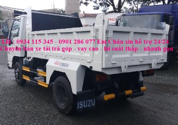 Chuyên bán xe trả góp | xe ben Isuzu 2.2 tấn -2.2T-2T2-2 tấn 2 | giá tốt nhất | trả góp thủ tục đơn giản 0
