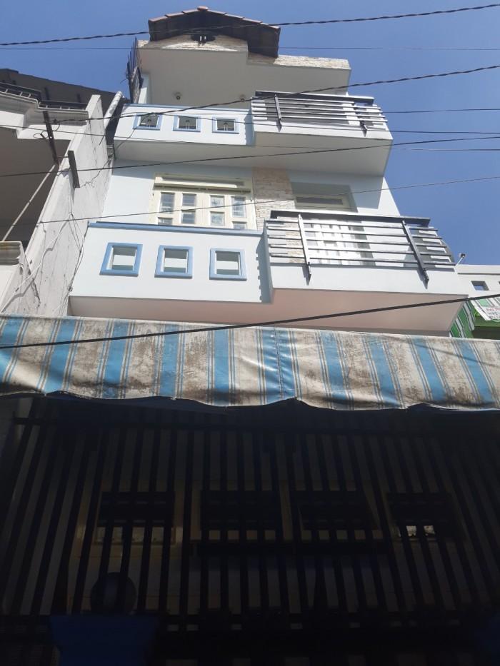 Cho thuê nhà nguyên căn 2 lầu 4PN đường Phùng Chí Kiên gần Aeon TP