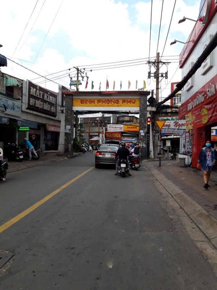 Bán đất đường Số 2, Đình Phong Phú, phường Tăng Nhơn Phú B