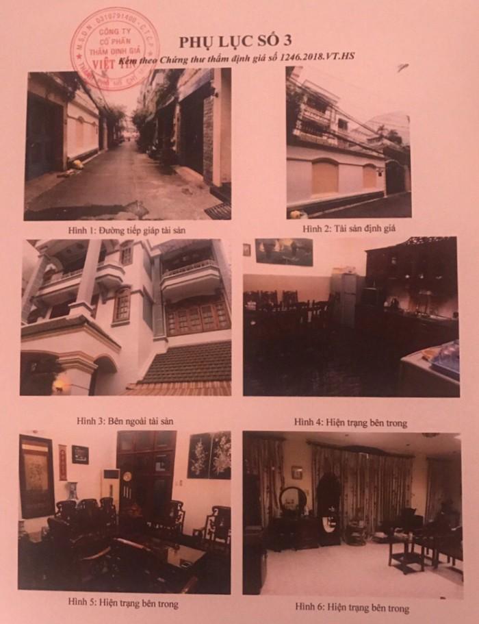 Bán biệt thự siêu đẹp hẻm 343 Nguyễn Trọng Tuyển, P1, Tân Bình. Còn thương lượng