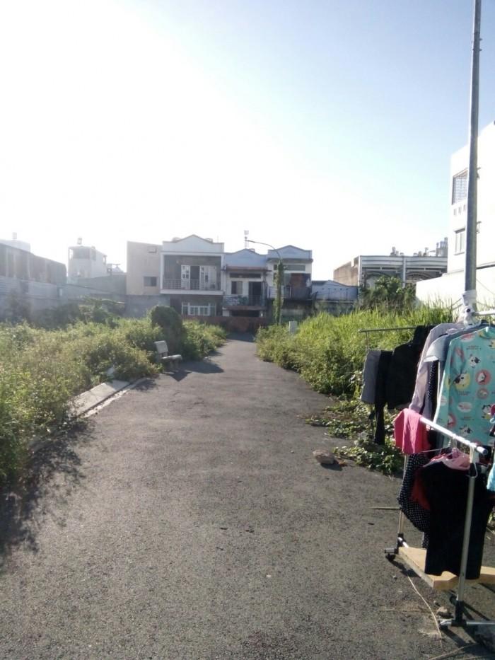 Bán đất hẻm 22 Đường Số 8, 5x10 (đối diện AEON Tân Phú)