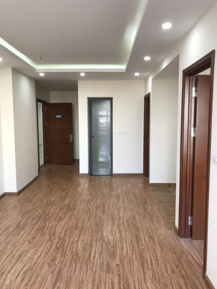 Cho thuê căn hộ 70m2 mới 100% giá cực tốt 6tr tại 43 Phạm Văn Đồng hướng Bắc