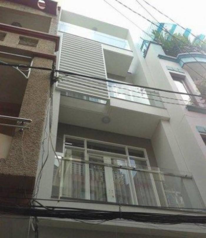 Định cư nước ngoài bán gấp nhà MT Trần Đình Xu, Quận 1. Giá 27 Tỷ (TL)