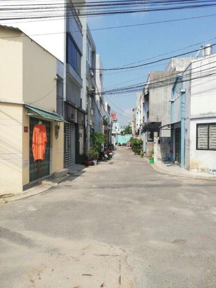 Bán Lô Đất Hẻm 175 Đường Số 2, Tăng Nhơn Phú B, Quận 9, 4mx13,5m, 54m2