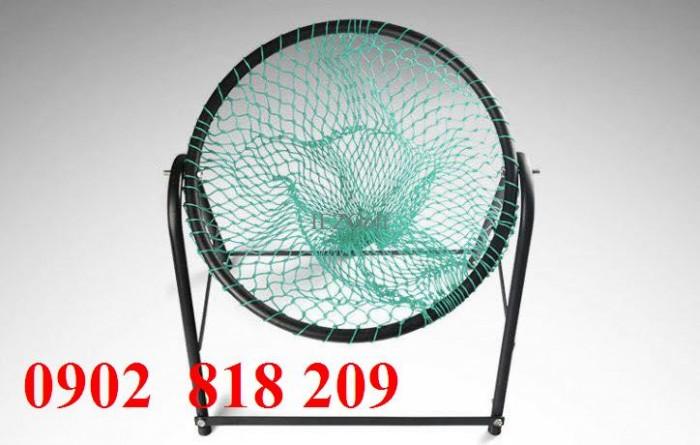 Giỏ golf chipping net2