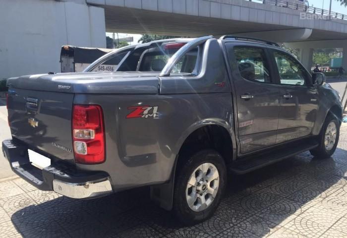 Ra đi em bán tải Chevrolet Colorado 2015 số sàn xám chì