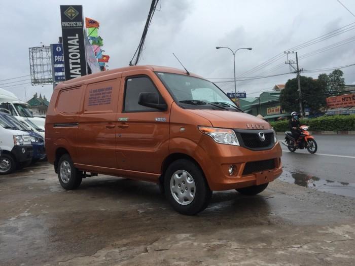 Xe tải van 2 chỗ Kenbo 950kg sự lựa chọn hoàn hảo nhất
