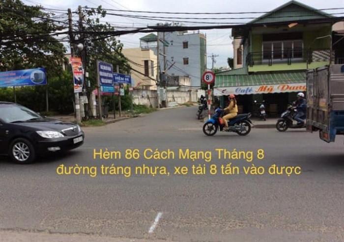 Bán 1 Nền Thổ Cư Nở Hậu Đường Cách Mạng Tháng 8 Phường Cái Khế Quận Ninh Kiều Tp Cần Thơ