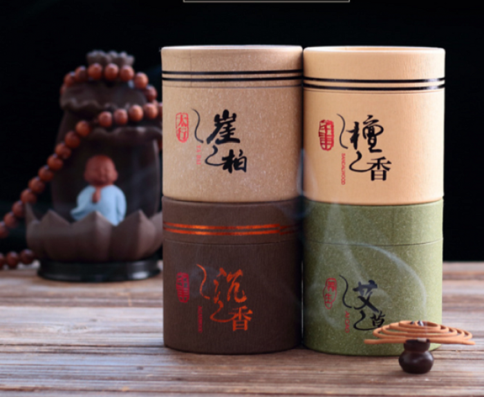 Nhang trầm vòng hương thảo mộc thơm đặc biệt - chuyên dùng cho lư xông trầm3