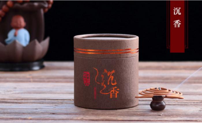 Nhang trầm vòng hương thảo mộc thơm đặc biệt - chuyên dùng cho lư xông trầm1