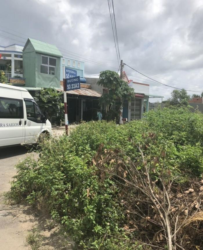 Cần bán 250m2 đất thổ cư, đối diện KCN, BV Nhi Đồng 3