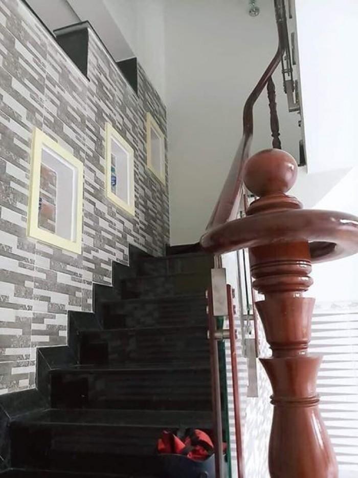 Nhà Mặt Tiền Kinh Doanh 1/nguyễn Thị Tú 1 Trệt 1 Lầu