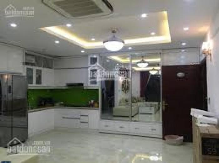 Bán căn góc tầng 7 CT3A KĐT Nam Cường, 2 PN 86m2, gần khu Hoàng Quốc Việt, để lại đồ đạc giá 28tr/m2