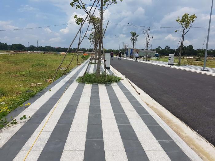 Đất nền sổ hồng,không bắt buộc xây dựng theo mẫu,cách biển Long Hải,chùa Bà Dinh Cô 15 phút đi xe