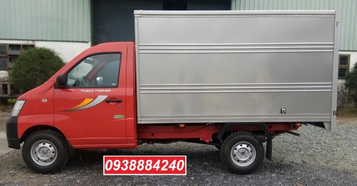 Bán xe tải trả góp Thaco Towner990 đời 2018 Euro 4 khuyến mãi 100% thuế trước bạ tại Long An, Tiền Giang, Bến Tre 3