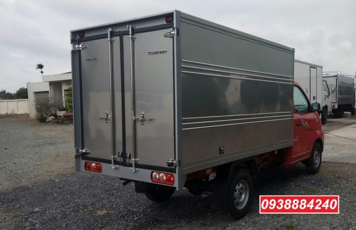 Bán xe tải trả góp Thaco Towner990 đời 2018 Euro 4 khuyến mãi 100% thuế trước bạ tại Long An, Tiền Giang, Bến Tre 5