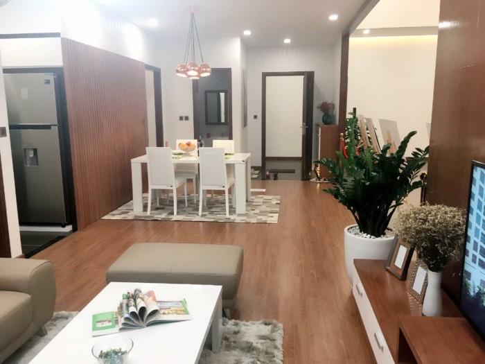Cần bán căn hộ 2pn view hồ Linh Đàm, nhận nhà về ở luôn CC Eco Lake View Đại Từ siêu đẹp, giá rẻ