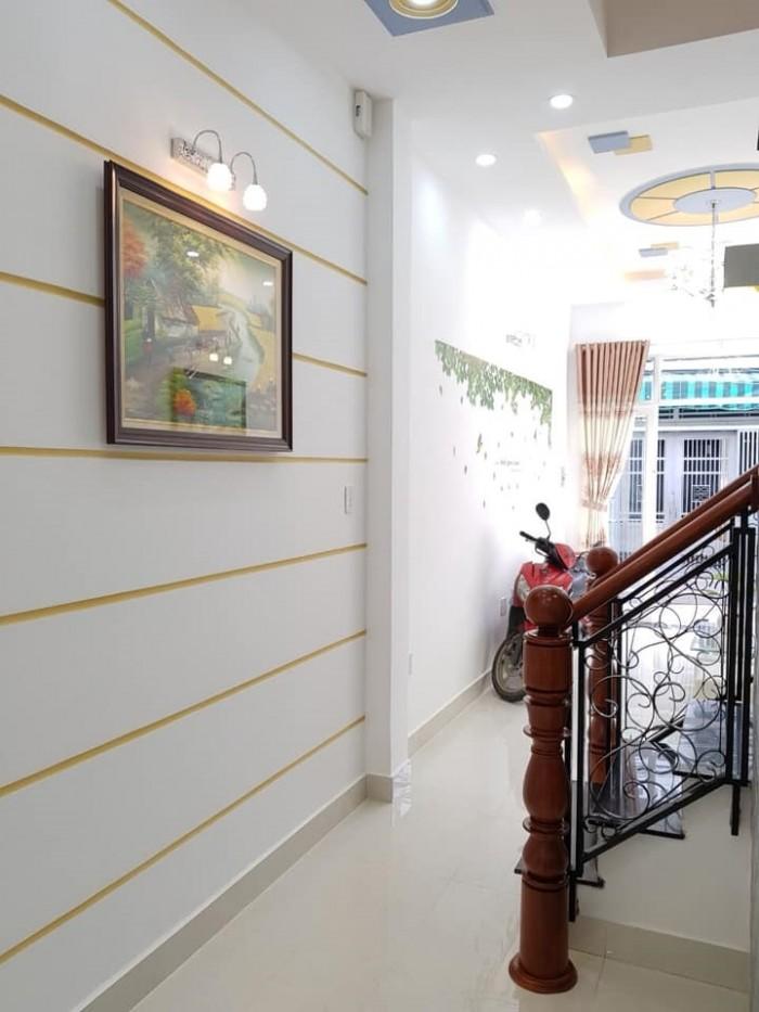Bán nhà HXH Bình Thạnh Đường Phan Chu Trinh 4 tầng ở ngay