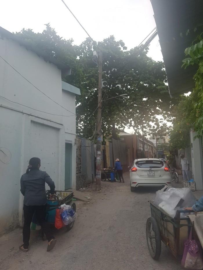Bán nhà HXH Phạm Văn Bạch 4x12m Xây dựng 2 lầu khu phát triển 4.58 tỷ