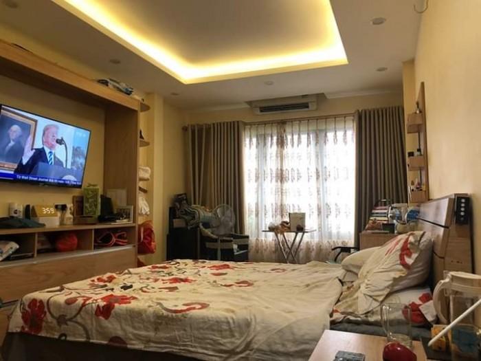 Nhà mặt phố Nguyễn Khắc Hiếu 60mX6t