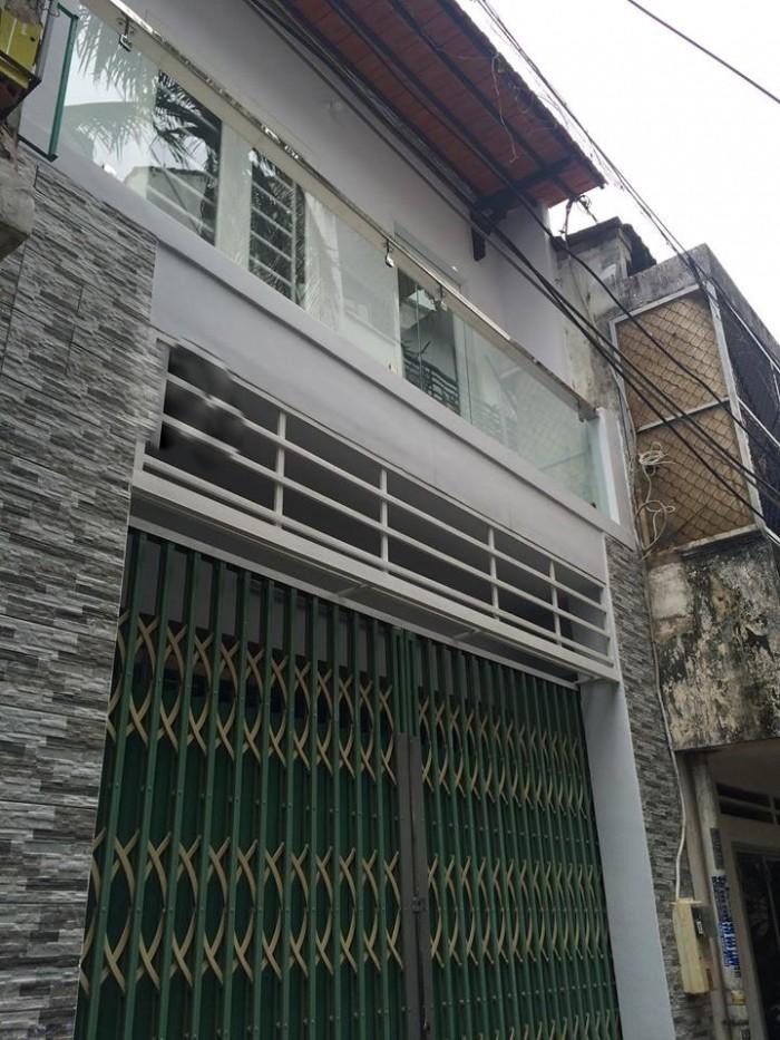 Chính chủ bán nhà 3,2 tỷ, 2 tầng, Hoa Sứ, Phú Nhuận.