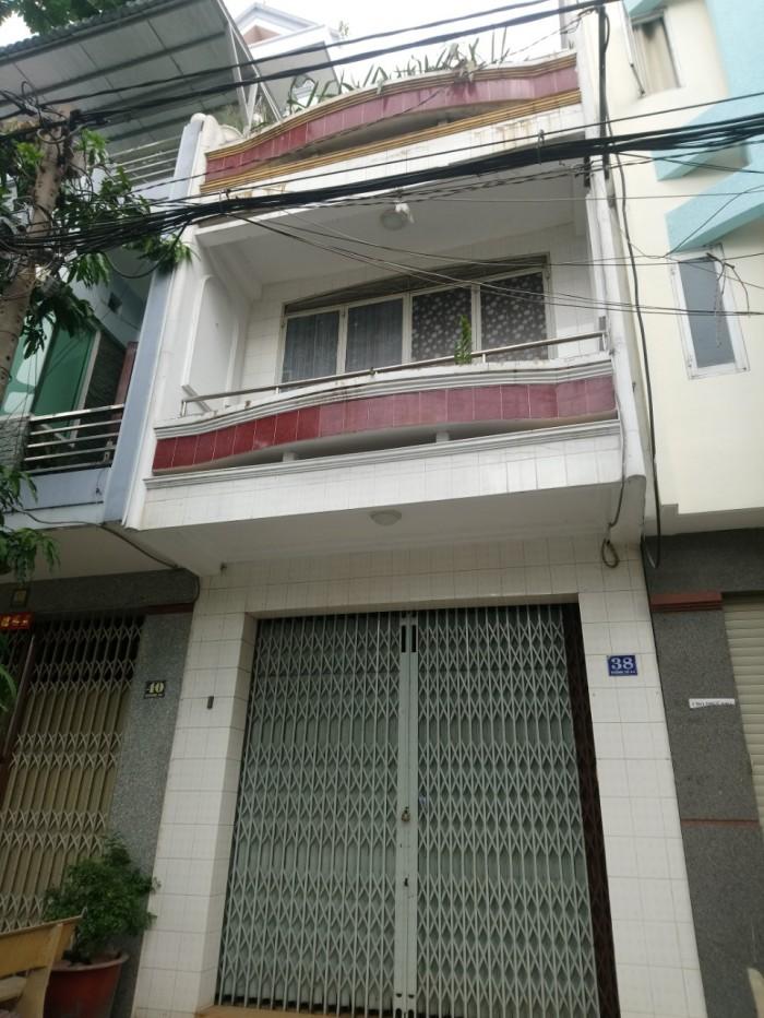 Cần bán gấp nhà mặt tiền đường số 4A ,P. Bình Trị Đông B, Q. Bình Tân.