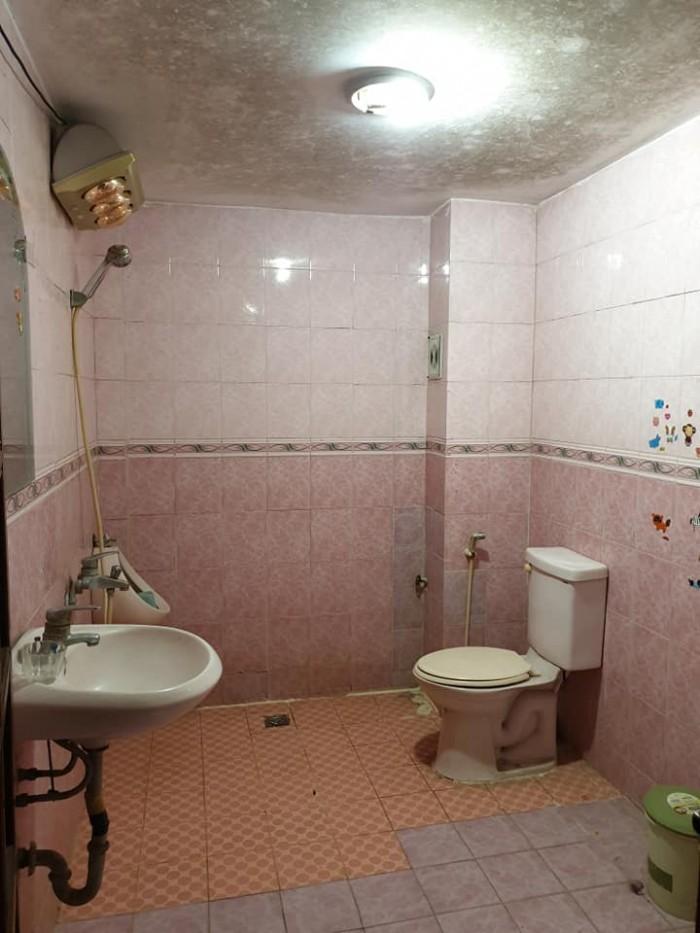 Nhà ngõ 61 Lạc Trung 67mX4t, MT4m