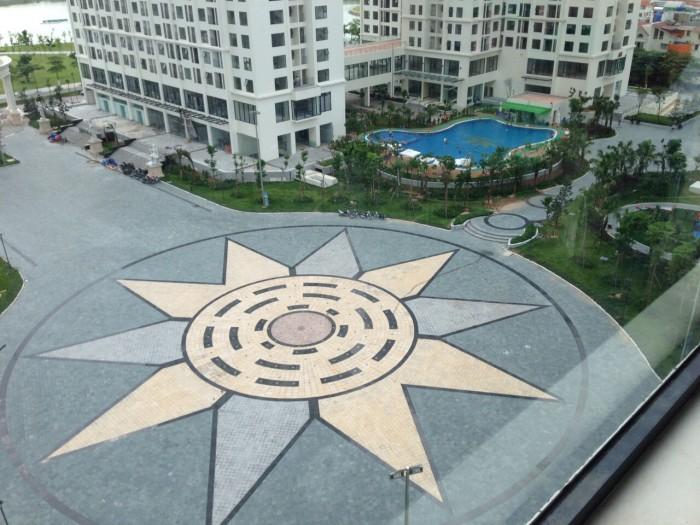 Bán căn góc Tây Tứ Trạch view nội khu đẹp, ban công Đông, tầng trung 83m2