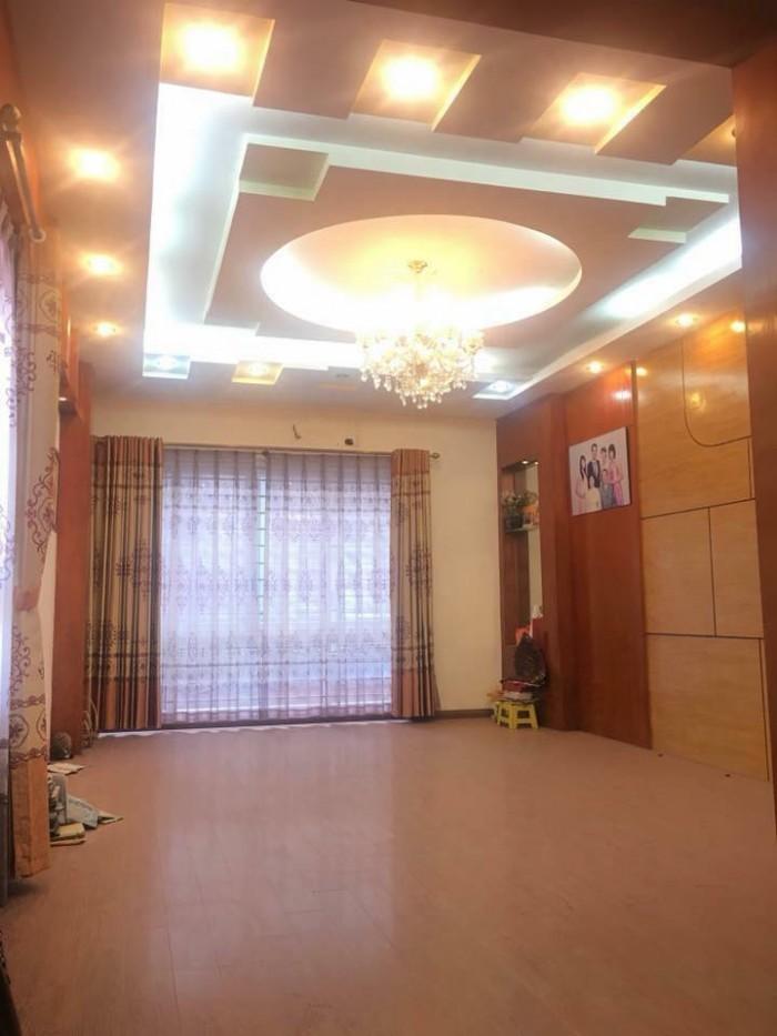 Bán nhà chính chủ cực mới, cực đẹp phố Đào Tấn, DT: 42m2