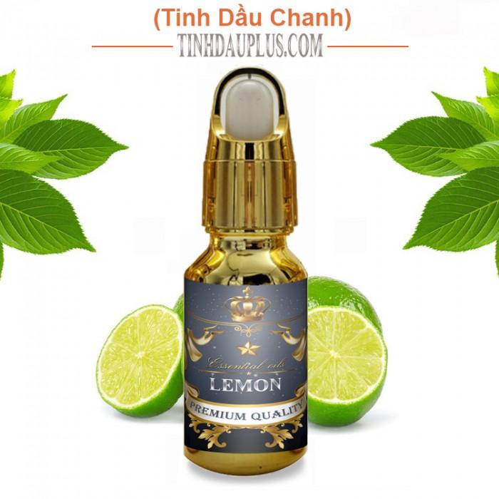 Tinh dầu chanh plus 20ml – Lemon EO nguyên chất thiên nhiên Ấn Độ – Thơm mát, sạch0