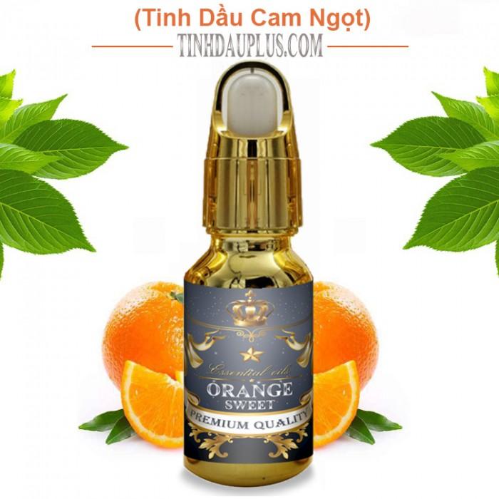 Tinh dầu cam ngọt plus 20ml – Sweet Orange EO nguyên chất thiên nhiên Ấn Độ – Thơm mát0