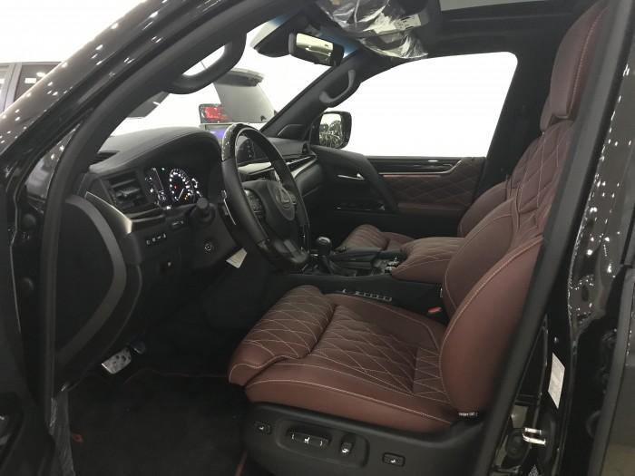 Lexus LX570 super sport autobiography MBS phiên bản 4 chỗ cao cấp siêu VIP,màu đen ,xe giao ngay