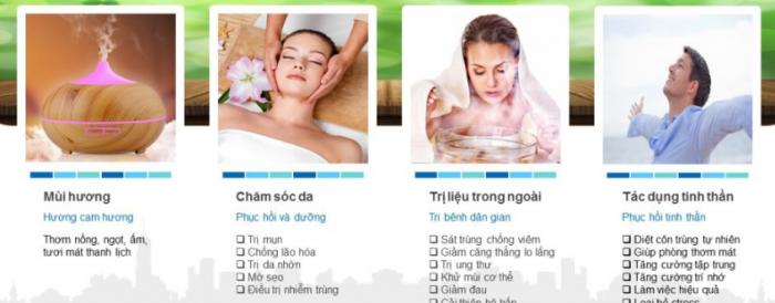 Tinh Dầu Cam Hương Plus (20ml) - Tinh Dầu Cam Hương Nguyên Chất đuổi muỗi trị mụn làm đẹp thư giãn4