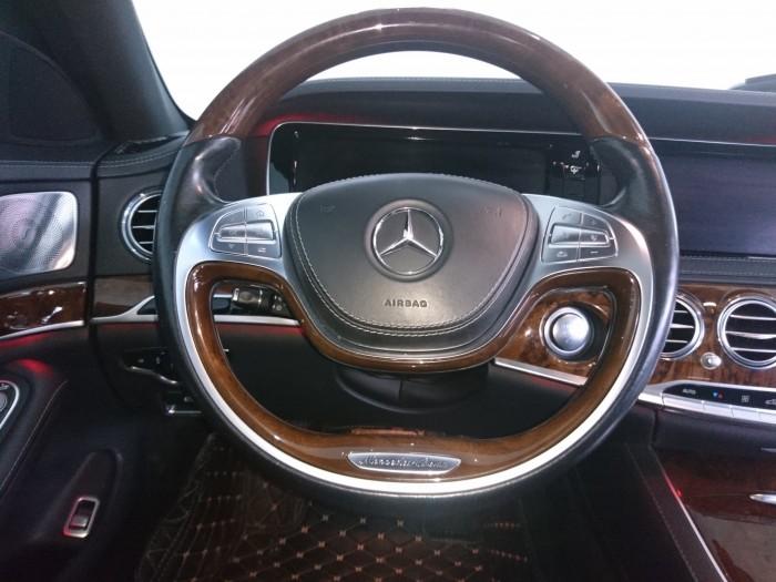 Mercedes Benz S400 sản xuất 2015 xe siêu mới