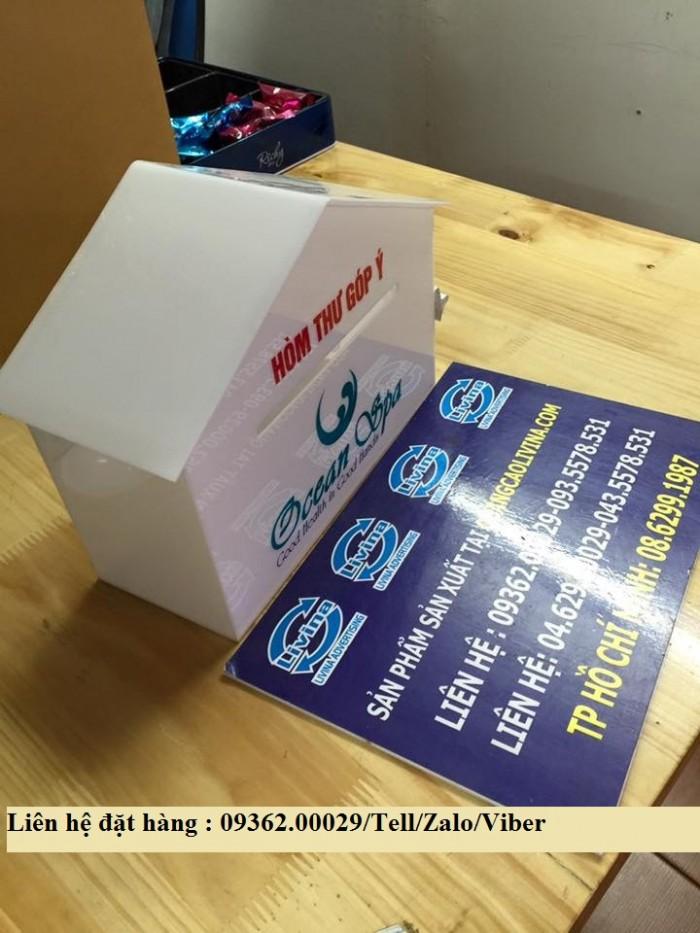 Hòm thư góp ý làm có sẵn- giá rẻ tại Hà nội15