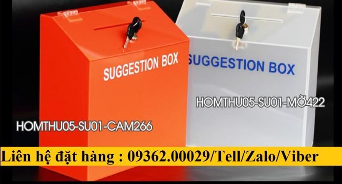 Hòm thư góp ý làm có sẵn- giá rẻ tại Hà nội23