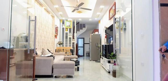 Nhà riêng Phố Tân Mai,quận Hoàng Mai,kinh doanh,2 ngõ ô tô tránh,ở luôn đón tết