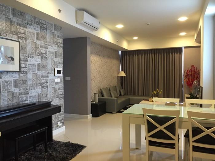 Cho thuê căn hộ chung cư tại Dự án Sunrise City, Quận 7, Tp.HCM diện tích 95m2 giá 22 Triệu/tháng.