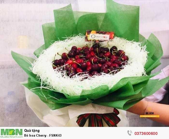 Bó hoa Cherry - FSNK433
